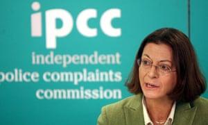 IPCC commissioner Deborah Glass