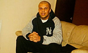 Jacob Michael at his home in Widnes, Cheshire.