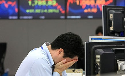 Koran stock market