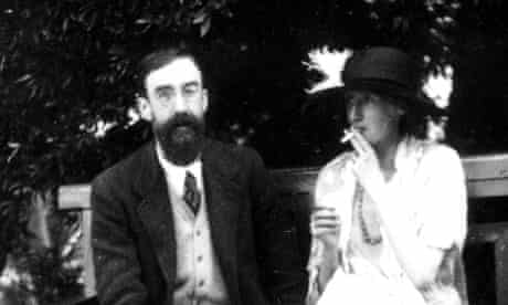 Lytton Strachey and Virginia Woolf