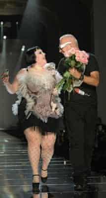 Jean Paul Gaultier - Paris Fashion Week Spring/Summer 2011 Runway
