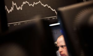 dax germany share prices drop