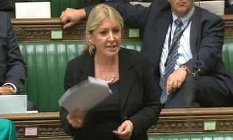 Nadine Dorries MP House of Commons