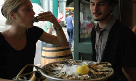 Many chefs are making oysters a star feature on the menu.