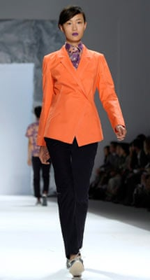 New York Fashion Week Spring 2012 - Richard Chai Fashion Show
