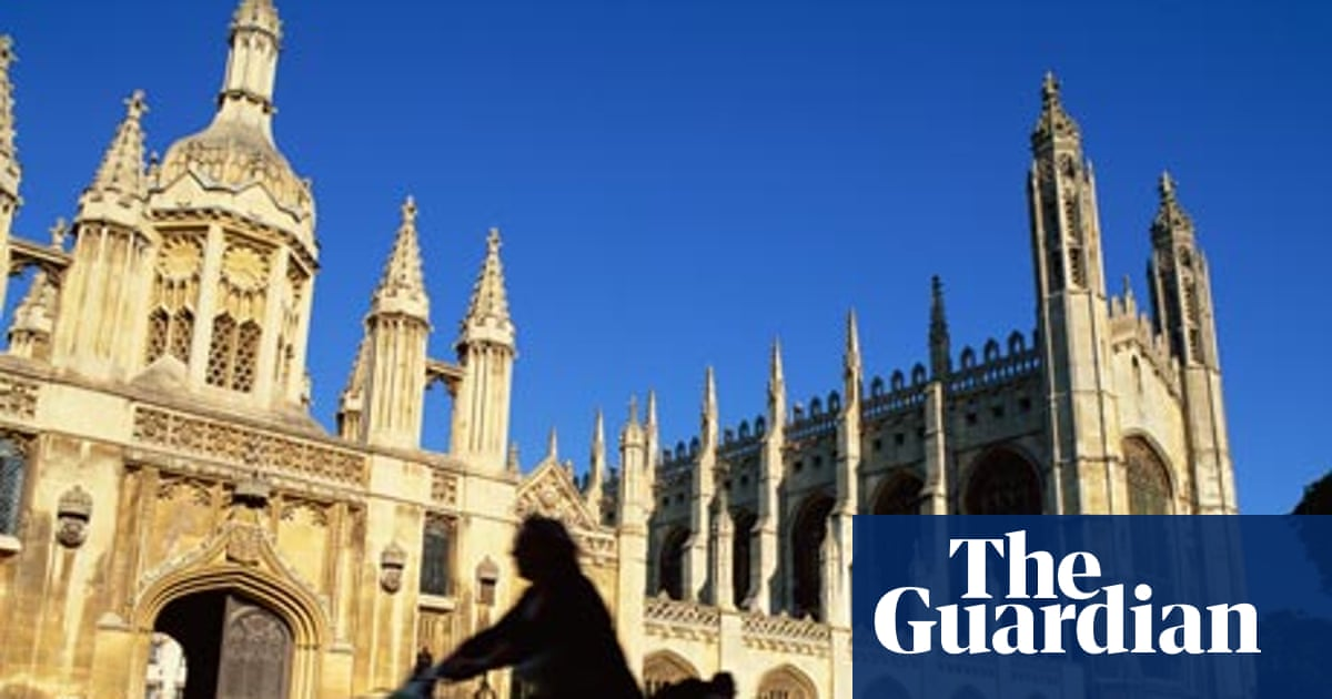 So who is good enough to get into Cambridge? | Education