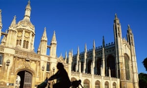 More Colleges Considering Applicants >> So Who Is Good Enough To Get Into Cambridge Education