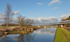 HS2 high speed rail project gets go ahead