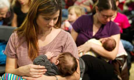 To match Reuters Life! BREASTFEEDING-BEHAVIOUR/