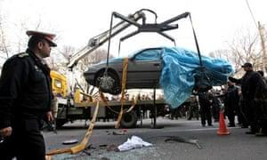 Iranian nuclear scientist killed in bomb attack
