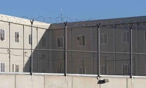 Prison near Barcelona, Spain