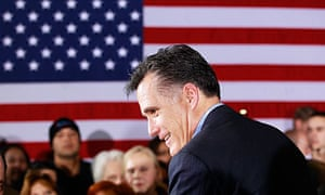 Mitt Romney promises a much tougher line against Iran, if elected.