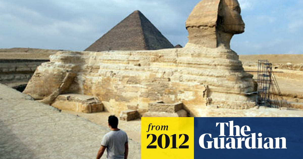 Egyptian Frustration As Tourists Stay Away Egypt The Guardian