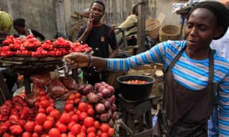 Nigeria power struggle protests