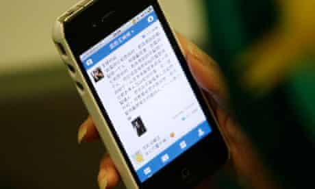 China microblogging