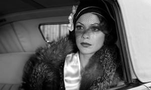 A still from the film The Artist