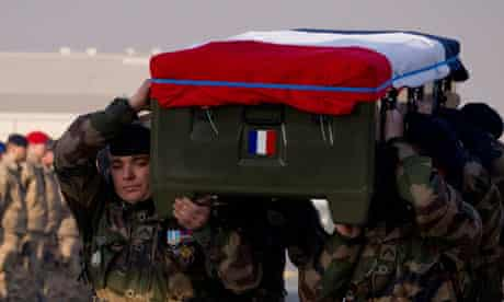 French soldiers afghanistan