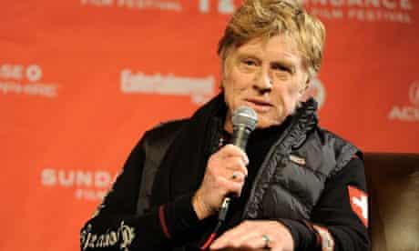 2012 Sundance Film Festival robert redford