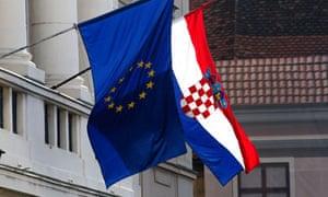Croatia EU referendum