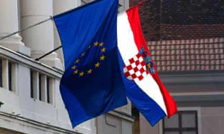 Croatia EU referendum