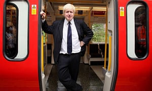 Boris Johnson describes his own skiing style as 'relentlessly incompetent'.