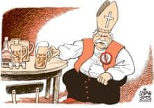 Europa Polish caricature by Oliver Schopf