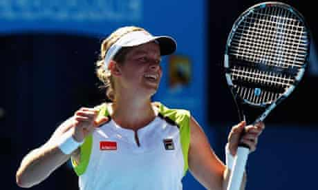 Kim Clijsters, Australian Open