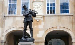 Charles Stewart Rolls Statue Monmouth