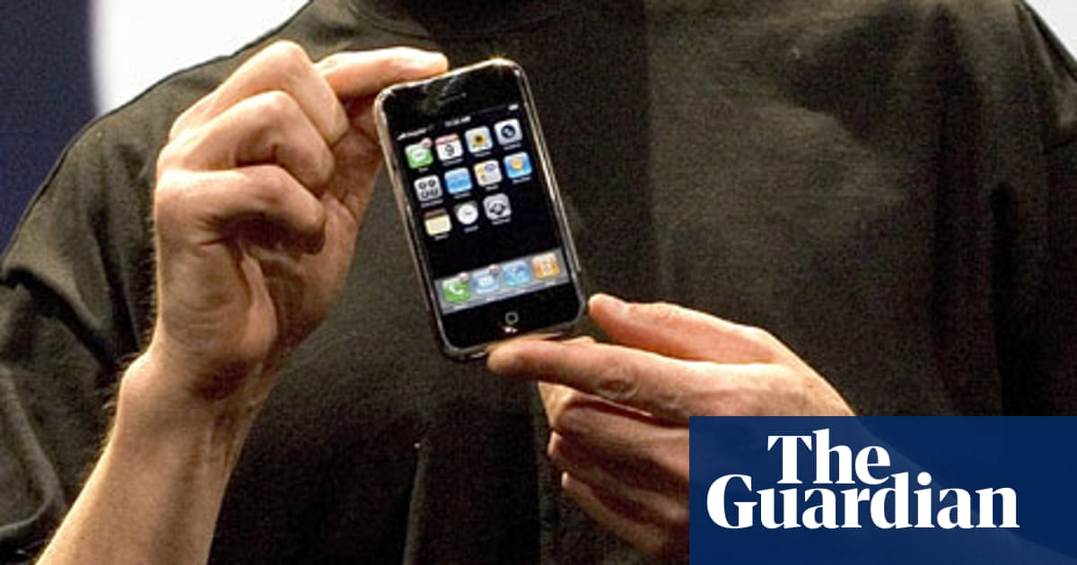 The history of smartphones: timeline | Technology | The Guardian