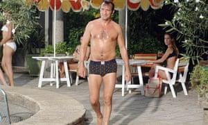 Jean Dujardin in Lost in Rio