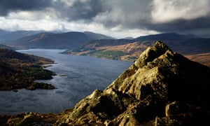 Ben A'an, Scotland