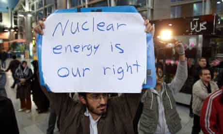 IAEA inspectors arrive in Tehran