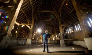 Great Barn at Harmondsworth