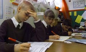SATs exams