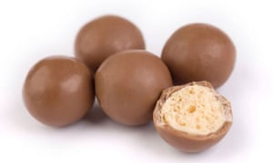 What to do with those pesky Maltesers?