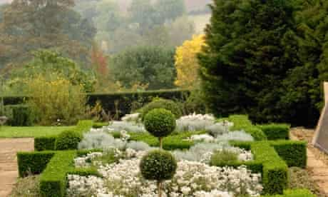 Stephen Nester's garden at  Broughton Grange