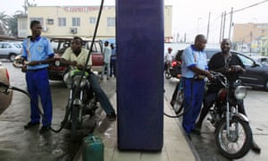 Nigeria fuel cuts