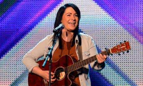 Lucy Spraggan … will her sub-Victoria Woods ditties float your boat?