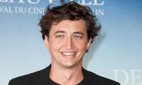 Benh Zeitlin, director of Beasts of the Southern Wild.