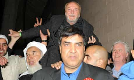 George Galloway wins Bradford West byelection, March 2012