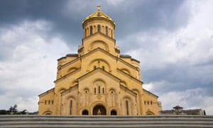 Holy Trinity cathedral, Tbilisi