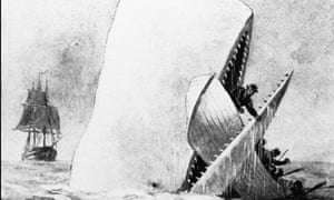 moby dick book summary