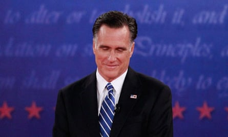 Mitt Romney … will his 'binders' gaffe come back to haunt him?