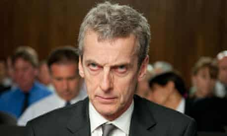 The Thick of It … Malcolm Tucker up in front of a Leveson-style inquiry in this Saturday's episode.