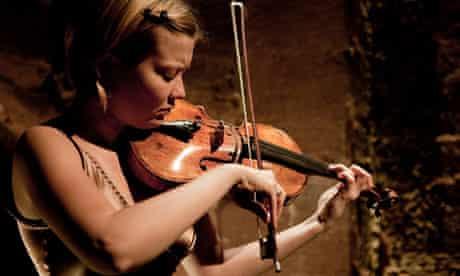 Alina Ibragimova, violinist