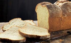 Dan Lepard's milk bread recipe