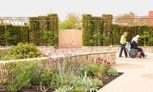 Gardens: the healing garden