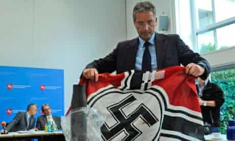 Nazi flag Besseres Hannover
