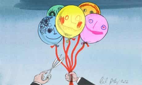 Toynbee childcare balloons