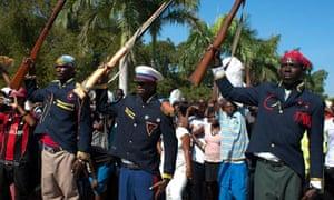 Haiti celebrations